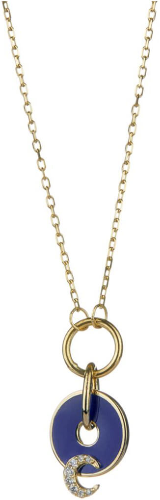 FOUNDRAE charm NECKLACE