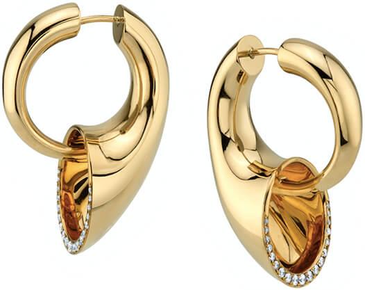 VRAM earrings