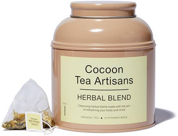 COCOON TEA ARTISANS herbal tea