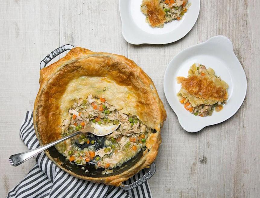 goop Pot Pie recipe