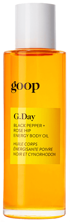 goop Body G.Day Energy Body Oil