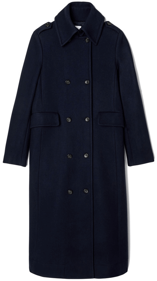 G. LABEL  Military Coat