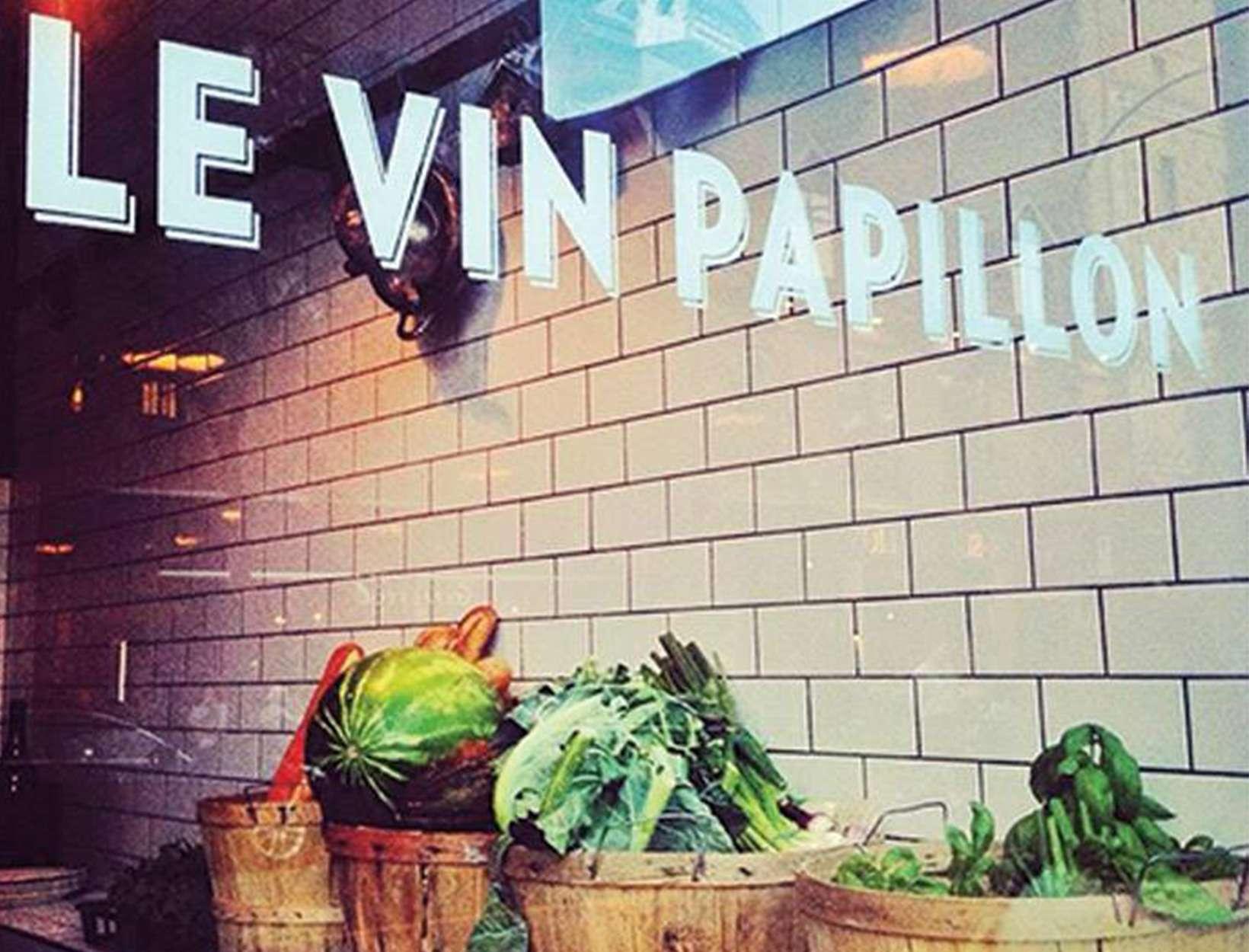 Le Vin Papillon  <br><em> Little Burgundy </em>
