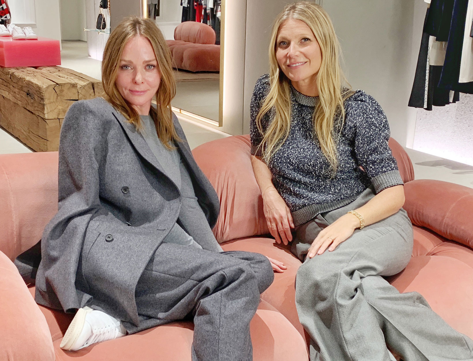 4cea50bc9 Gwyneth x Stella McCartney: On Being Ridiculed, Building a Brand, and  Creating What's Cool   Goop