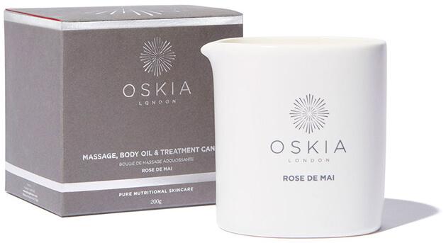 Oskia Rose de Mai Massage Candle