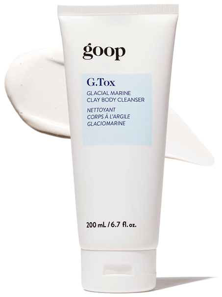 goop Body G.Tox Glacial Marine Clay Body Cleanser