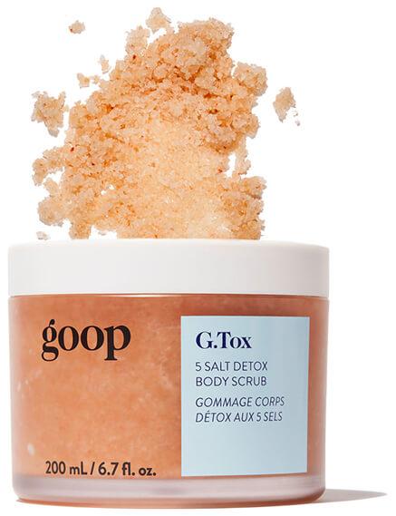 goop Body G.Tox 5 Salt Body Scrub