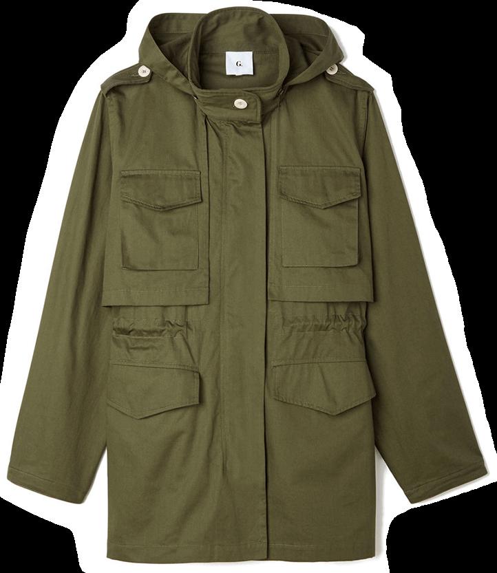 G. LABEL Army Jacket