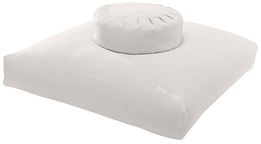 White Floor Pillow