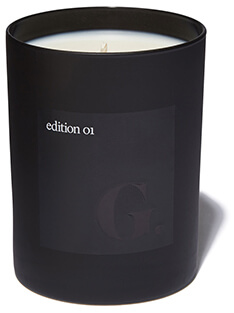 SCENTED CANDLE: EDITION 01 – CHURCH