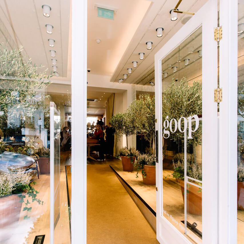 goop market UK