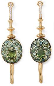 VRAM one-of-a-kind Chrona earrings