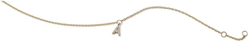ERINESS initial bracelet