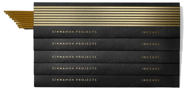 CINNAMON PROJECTS SERIES 01 INCENSE BO