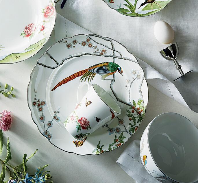Chelsea Salad Plate