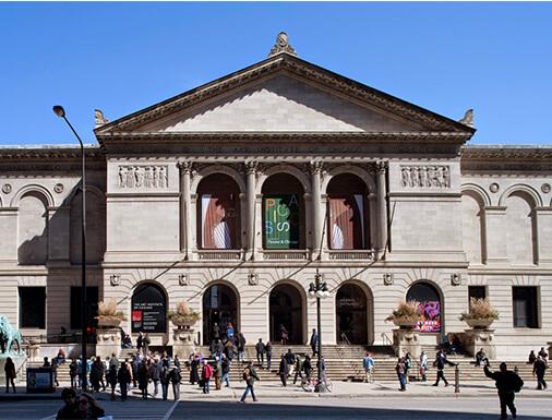A culture fix at: Art Institute of Chicago