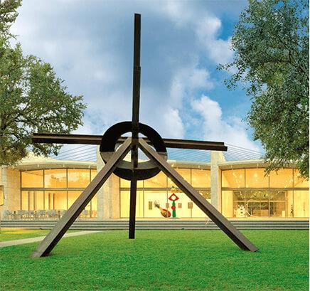 A culture fix at: Nasher Sculpture Center