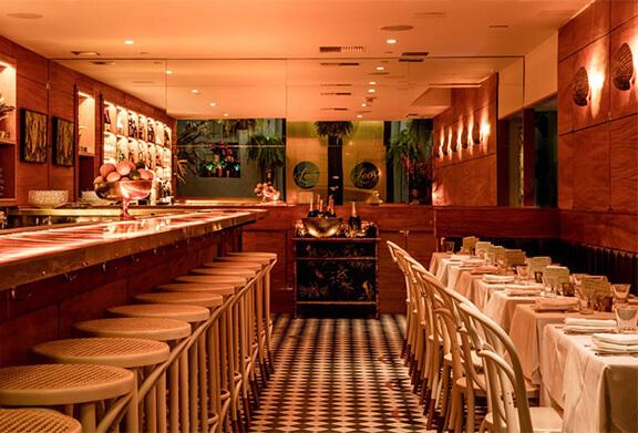 Dinner at: Leo's Oyster Bar