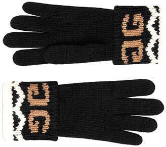 GUCCI wool gloves
