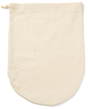 Natural Linens Boutique Milk Bag