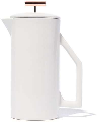 Yield Designs Ceramic French Press