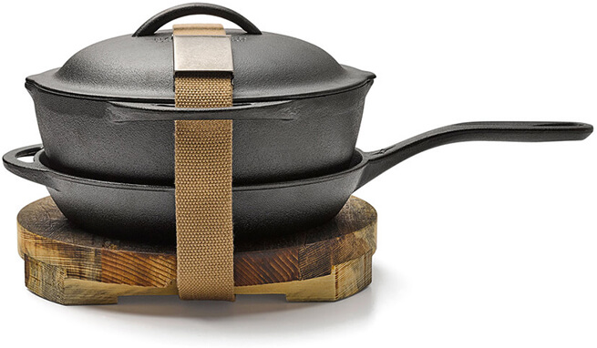 Barebones Living Cast Iron Kit