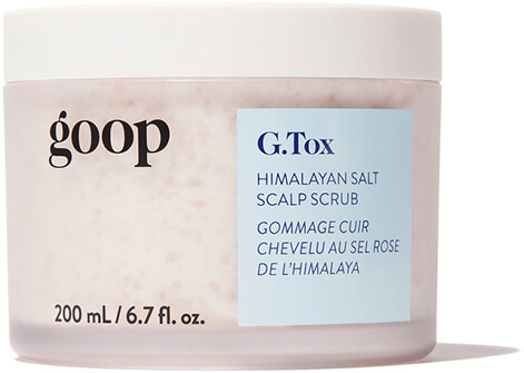 G.Tox Salt Scalp Scrub Shampoo