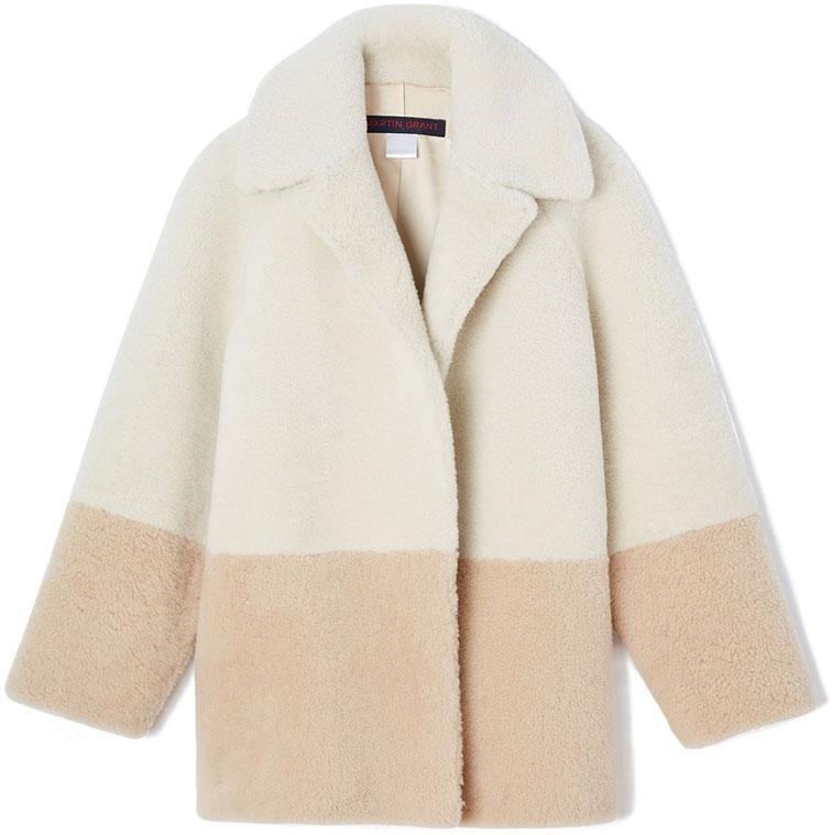 MARTIN GRANT jacket