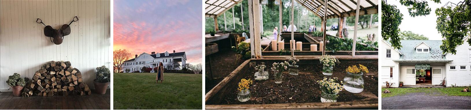 Farmhouse Collage Ana Hito Goop