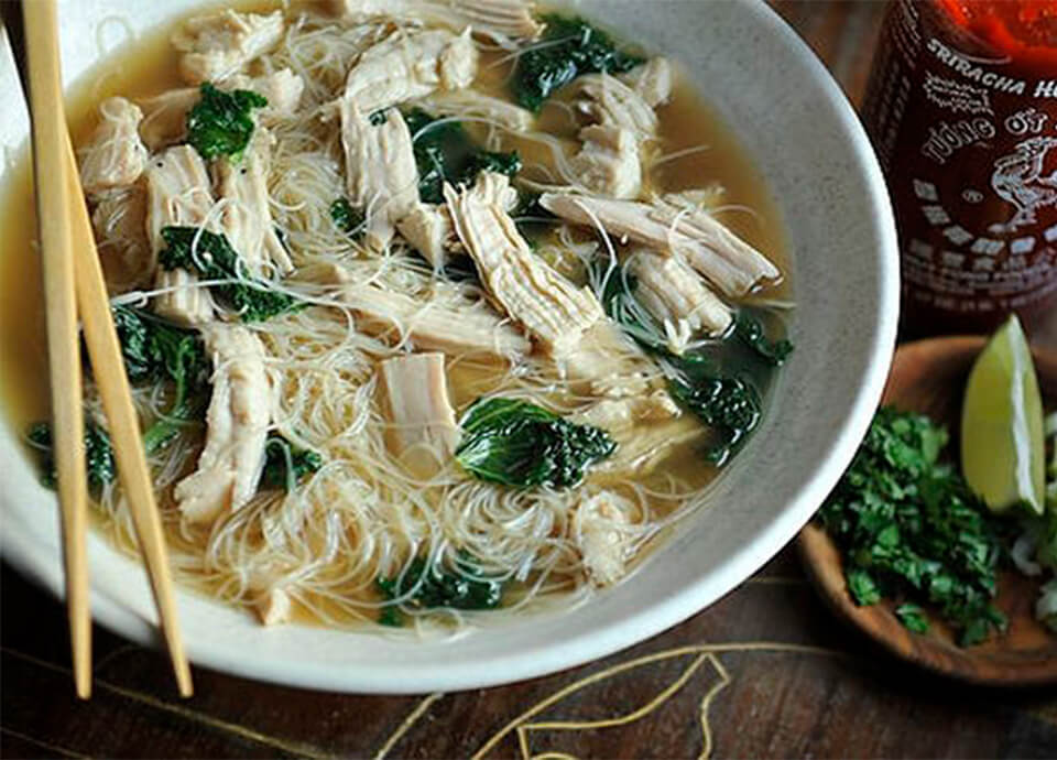 Turkey Pho Goop Thanksgiving