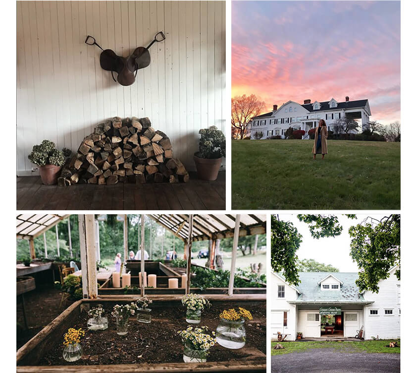 Farmhouse Collage Ana Hito Goop