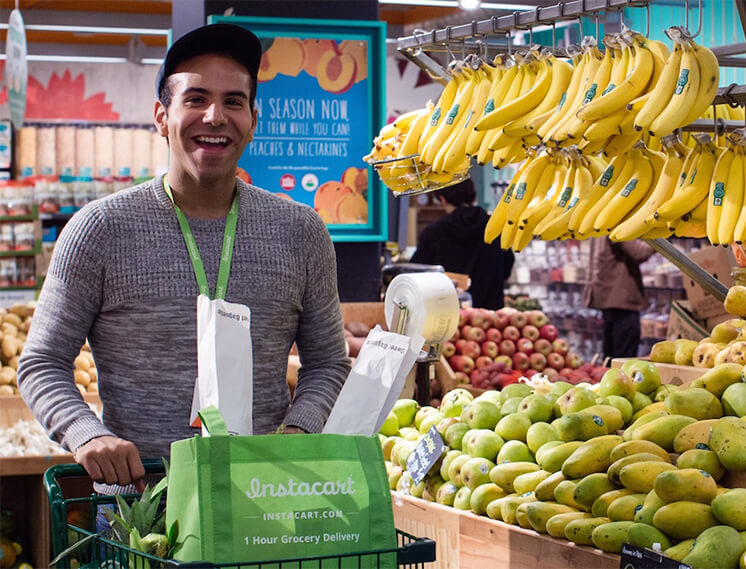 Instacart Delivery Service