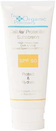 the organic pharmacy spf 50