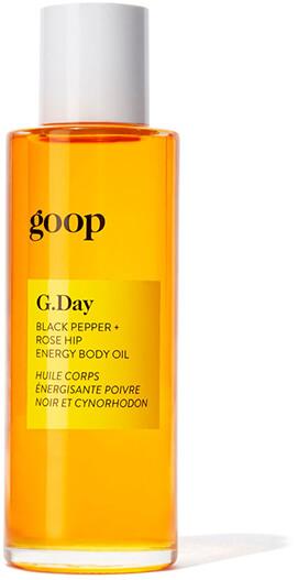 g day body oil