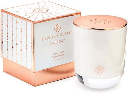 Kendra Scott Holiday Tumbler Candle