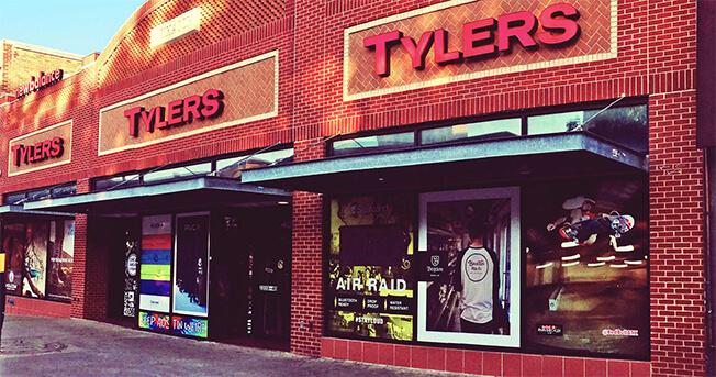 Tylers store Austin Texas