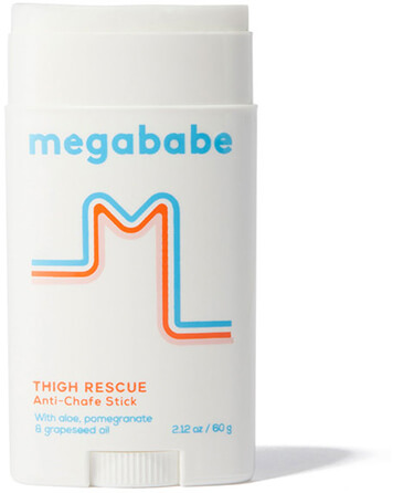 Megababe, Thigh Rescue, goop, $14