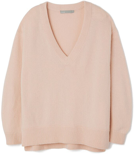 pink vince tunic