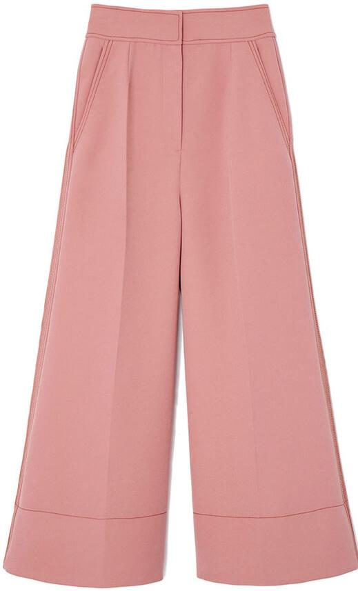 pink roksanda pants
