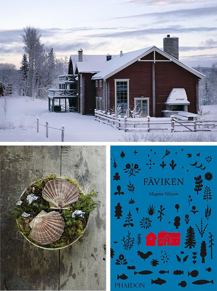 FÄVIKEN 32-course dinner