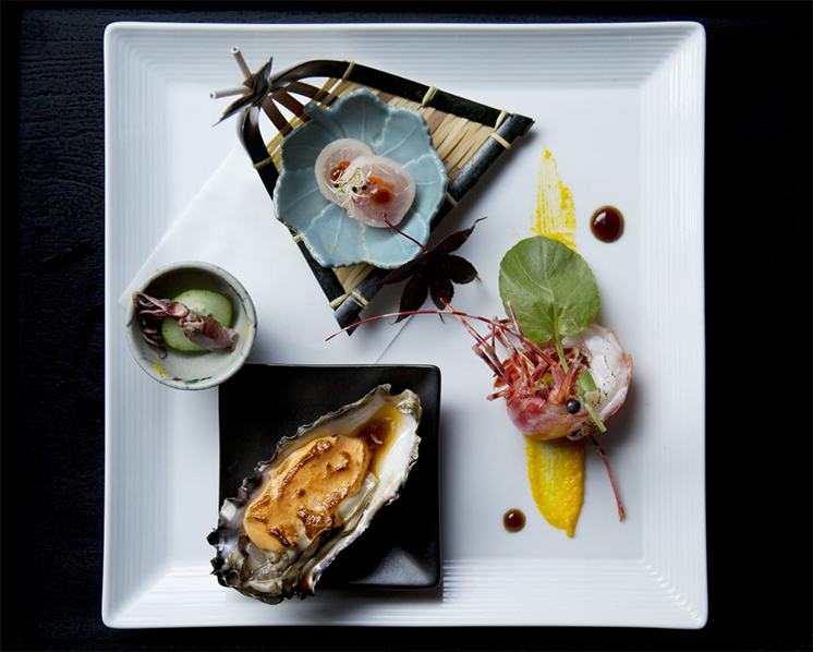 N/NAKA 13-course meal