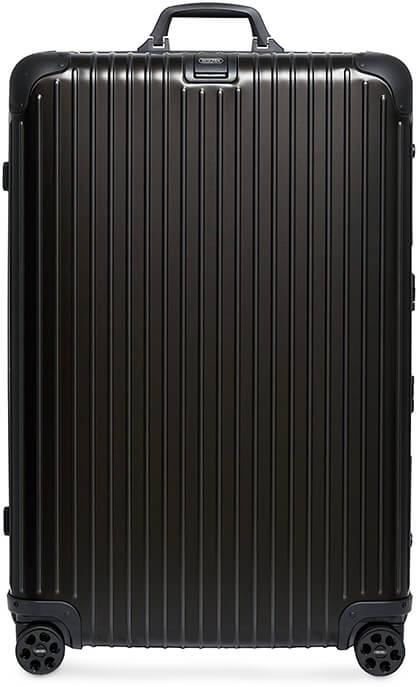 romowa black stealth suitcase