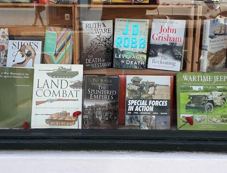 Bermuda Bookstore