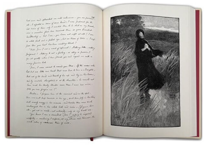 SP Books Jane Eyre by Charlotte Bronte