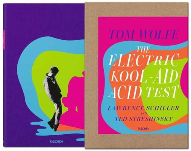 TASCHEN The Electric KoolAid Acid Test by Tom Wolfe