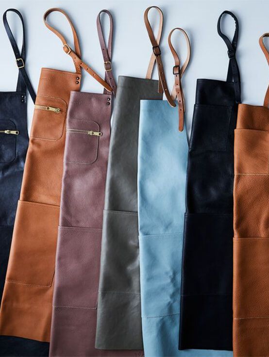 DUTCH DELUXE Leather Apron