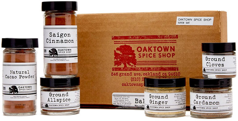 OAKTOWN SPICE SHOP Baker's Delight Gift Box