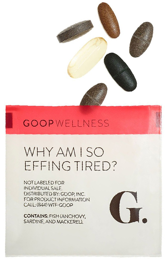 goop wellness Why Am I So Effing Tired