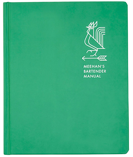 Penguin Random House Meehan's Bartender Manual
