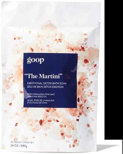Goop Body Martini